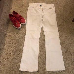 South Pole white jeans, size 9